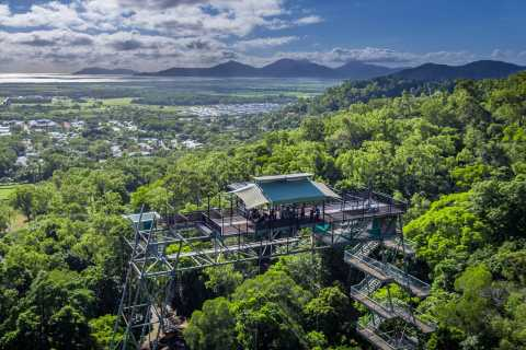 Cairns: Skypark All Day Adventure Pass
