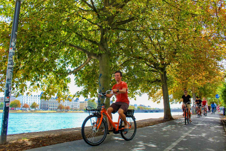 Kopenhagen: 1,5-stündige Fahrradtour