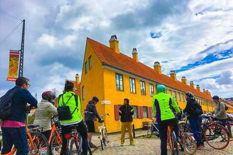 Copenaghen: tour in bici con guida di 3 ore