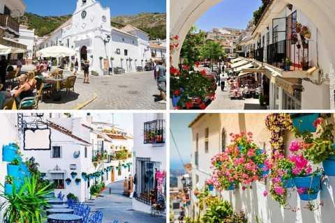 Mijas Village: Private Tour from Malaga