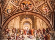 Rom: Sixtinische Kapelle, Vatikan & St. Peters Private Tour