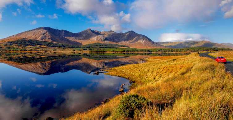 From Dublin: Connemara and Galway Full-Day Tour
