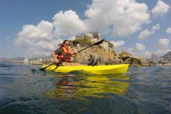 Acapulco: Passeio de Caiaque ao Islet El Morro
