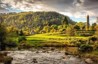 Ab Dublin: Tour nach Glendalough & Wicklow
