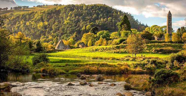 Glendalough i Wicklow: półdniowa wycieczka z Dublina