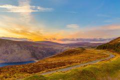 Excursão Montanhas Wicklow e Glendalough saindo de Dublin