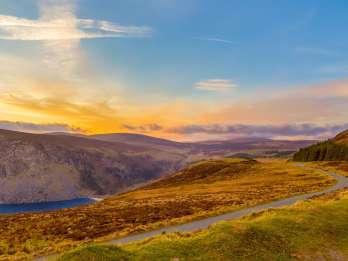 Ab Dublin: Wilde Wicklow Mountains und Glendalough
