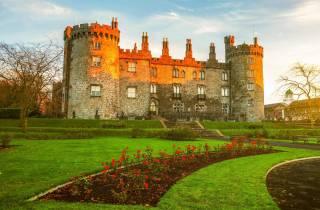 Ab Dublin: Tagestour nach Wicklow, Glendalough und Kilkenny