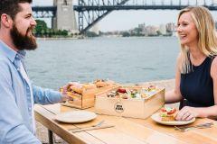 Excursão à Ópera de Sydney e prato de degustação com vista para o porto