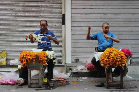 Markets and Temples of Old Delhi