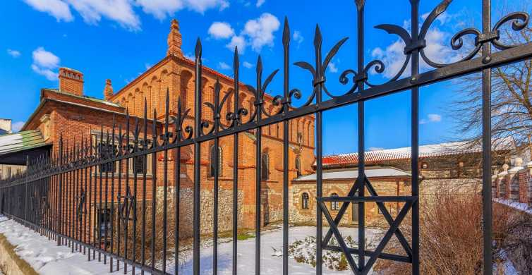 Cracovie: quartier juif, usine Schindler et ancien ghetto
