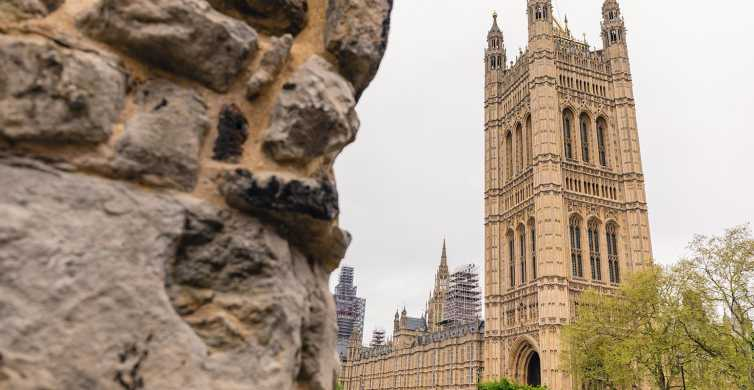 London: Parliament Behind-the-Scenes Exclusive Guided Tour