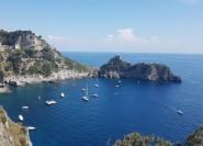 Ab Neapel: Tagesausflug nach Pompeji und an die Amalfiküste
