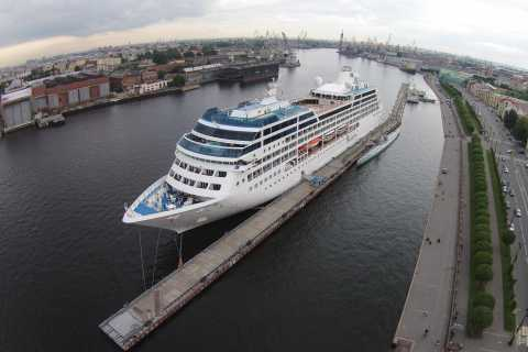 Saint Petersburg: Full-Day Imperial Shore Excursion