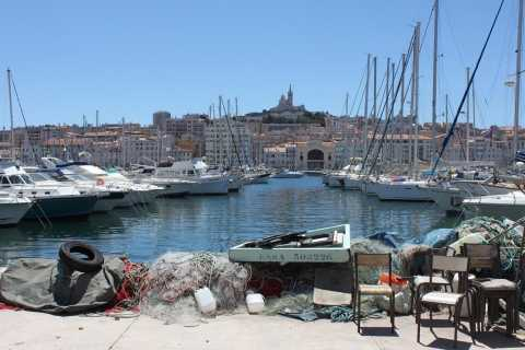 Marseilles: Between Land and Sea 8-Hour Tour