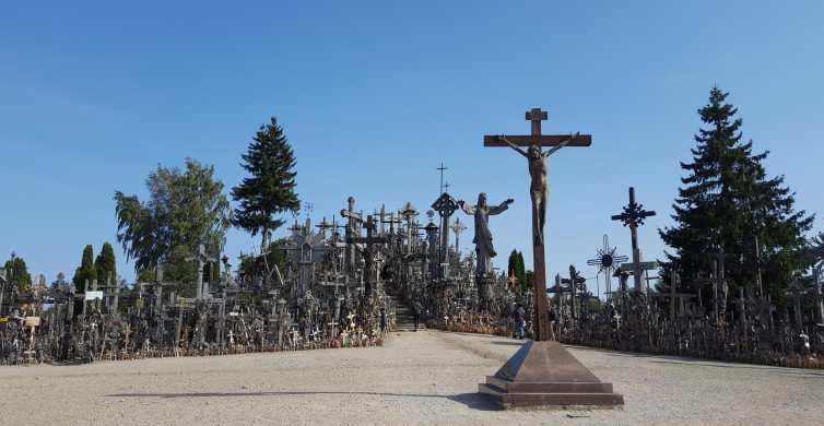 The Hill of Crosses: Full-Day Tour from Vilnius