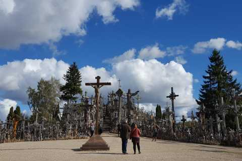 From Vilnius: Anykščiai & The Hill of Crosses Day Trip