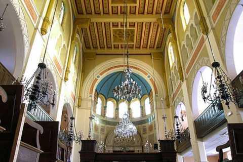 Marseille: Jewish Heritage Tour