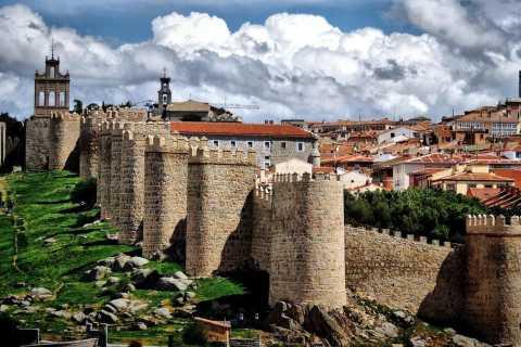 Desde Madrid: excursión de un día a Segovia, Ávila y Toledo