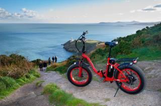 Howth: Panorama-Tour per E-Bike