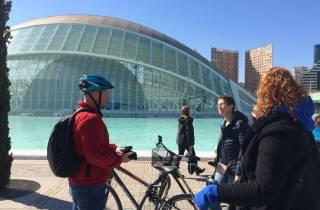 Valencia: Fahrradtour durch die Stadt