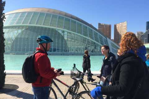 Valencia: City Bike Tour