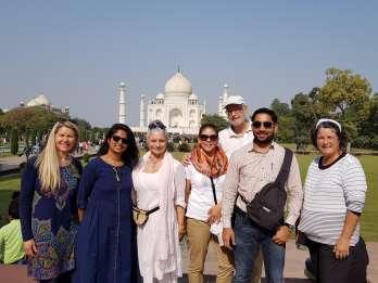 Ab Delhi: Taj Mahal Gruppenausflug