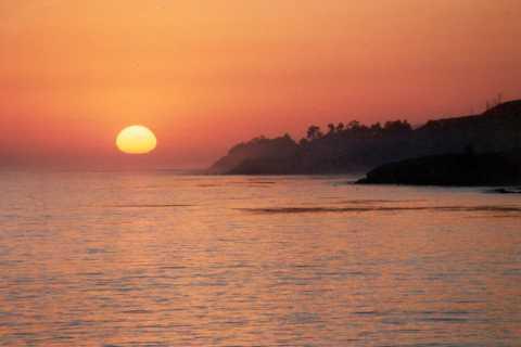 Santa Barbara: Sunset Kayak Tour