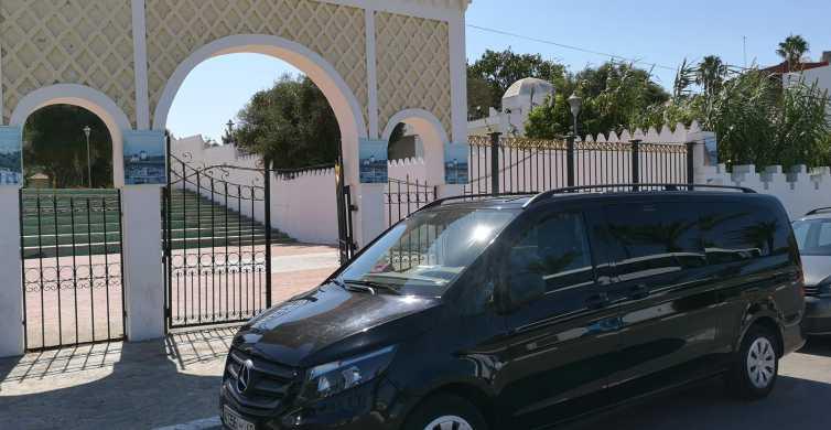 Seville: Transfer to Seville Airport