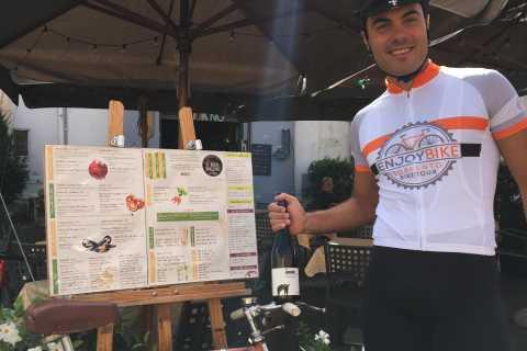 Sorrento: E-Bike Wine & Food Tour