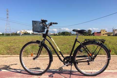 Valencia: Horchata Bike Tour