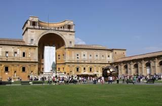 Rom: Besichtigung des Vatikans, des Kolosseums und des Forum Romanum