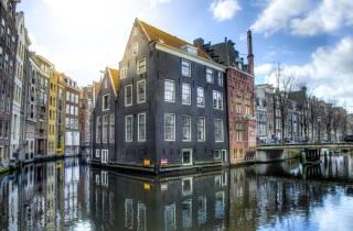 Amsterdam: Sightseeing-Tour für Gäste mit Zwischenlandung