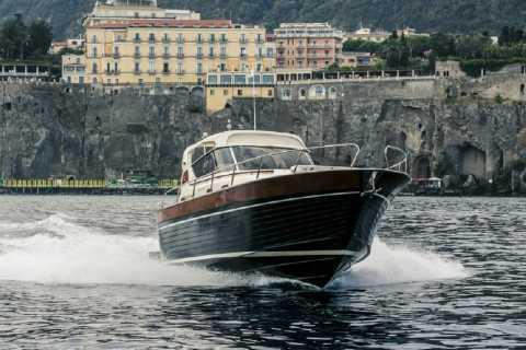 Private Amalfi Coast Tour With Apreamare 38ft DIAMOND