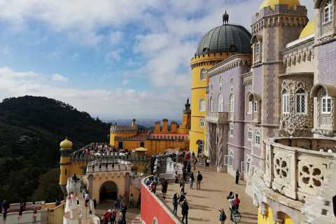 From Lisbon: Half-Day Tour to Sintra and Pena Palace