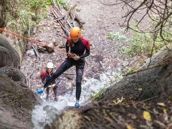 Barranco de los Cernícalos: Canyoning-Tour