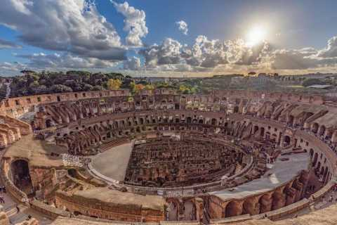 Rome: Ultimate Colosseum, Roman Forum & Palatine Hill Tour