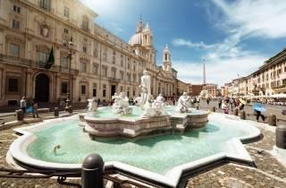 Rom: Private Tagestour mit Kolosseum & Sixtinischer Kapelle