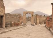 Pompeji: Private Tour von Rom mit dem Auto