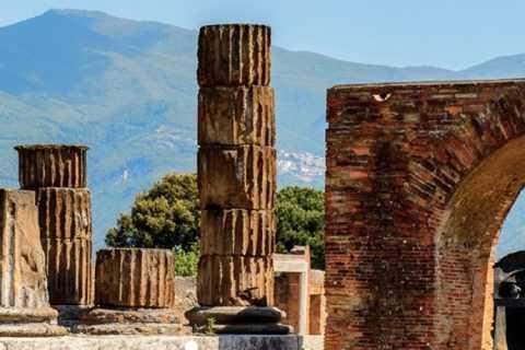 Pompeii: The Daily Life of Ancient Pompeii Private Tour