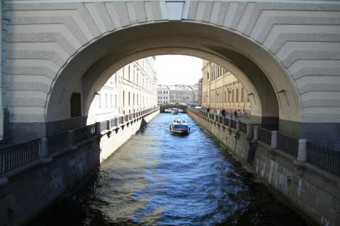 St. Petersburg: Historic Canal Cruise