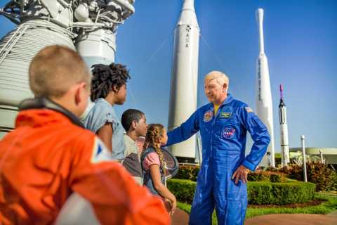 From Orlando: Kennedy Space Center Ultimate Space Pass