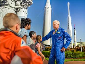 Ab Orlando: Kennedy Space Center - Ultimate Space Pass