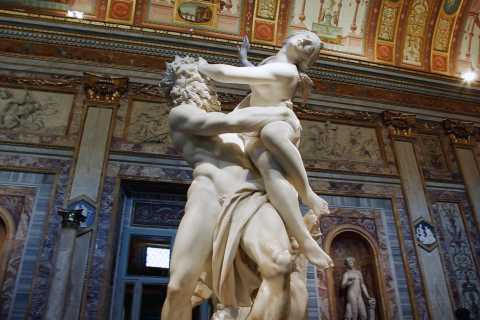 Rome: Private Borghese Gallery Tour