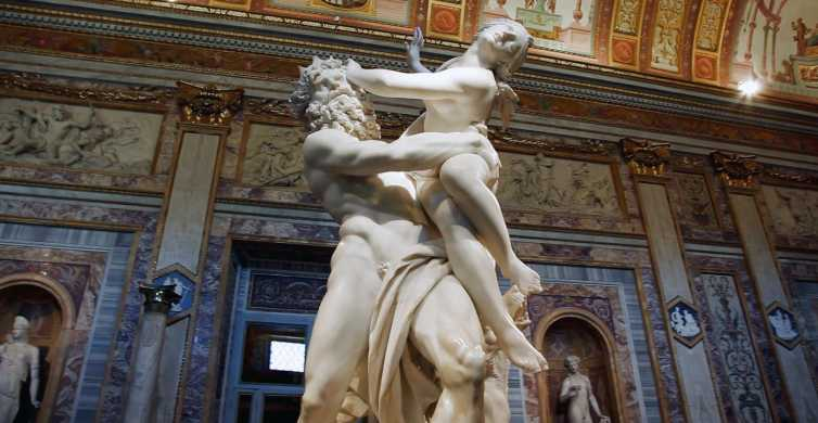 Rome: Private Borghese Gallery Tour