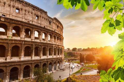 罗马斗兽场和罗马广场导游带有免排队门票