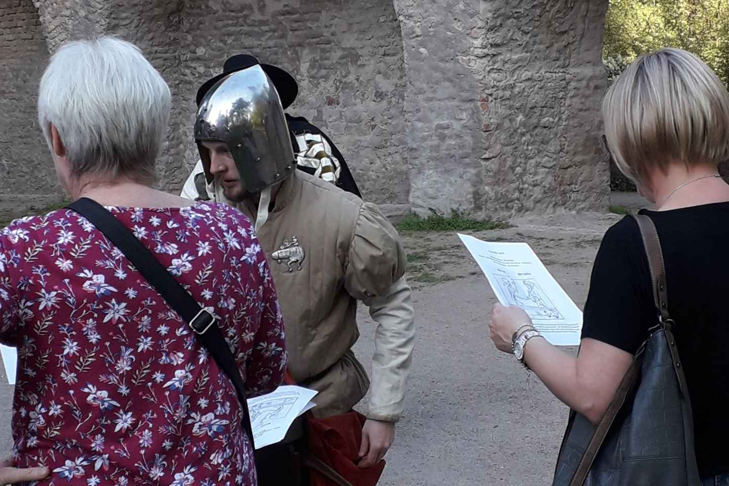 Groups Only: Heidelberg Castle Tour with the Nightwatchman