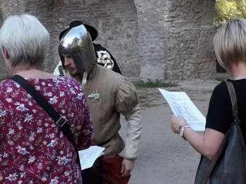 Nur für Gruppen: Heidelberger Schlossführung mit dem Nachtwächter
