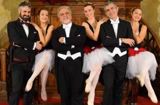 Rom: Eine Nacht in der Oper