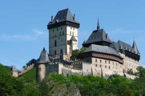 Prague: Karlštejn Castle Private Tour
